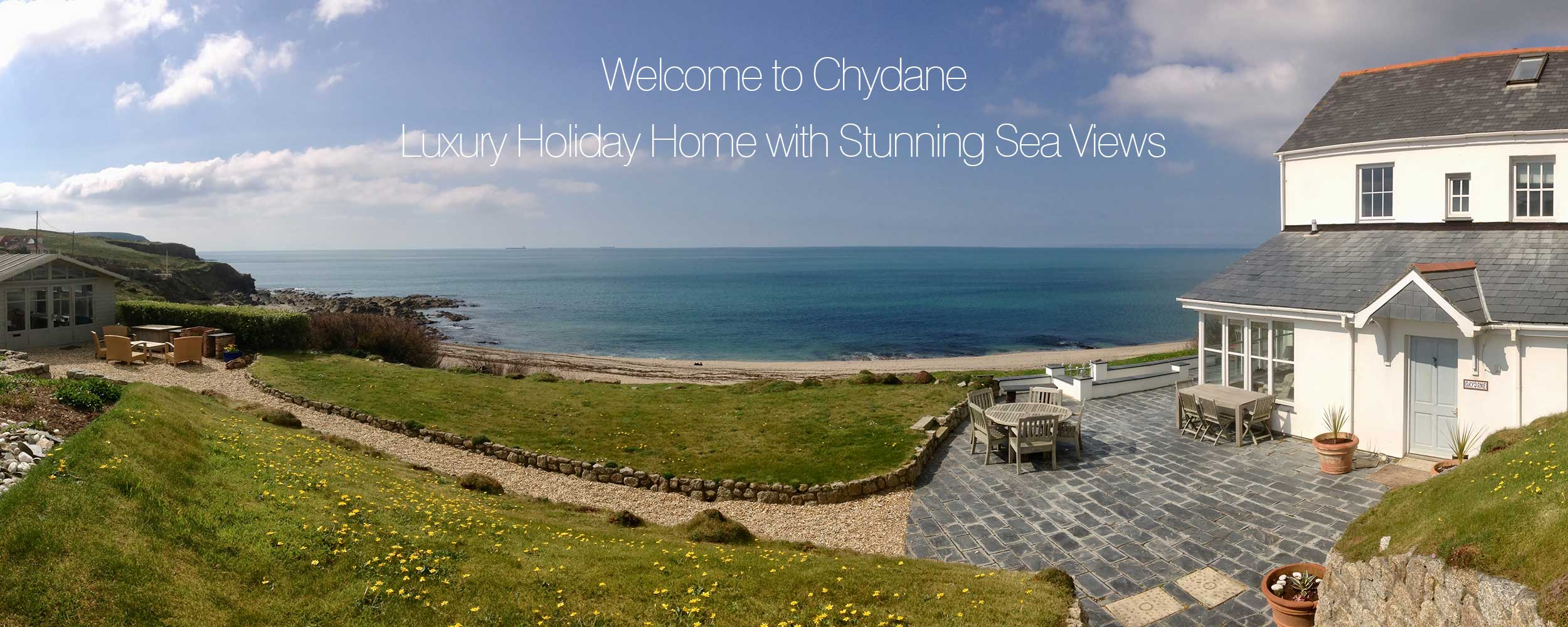 Enjoy a wonderful holiday at Chydane